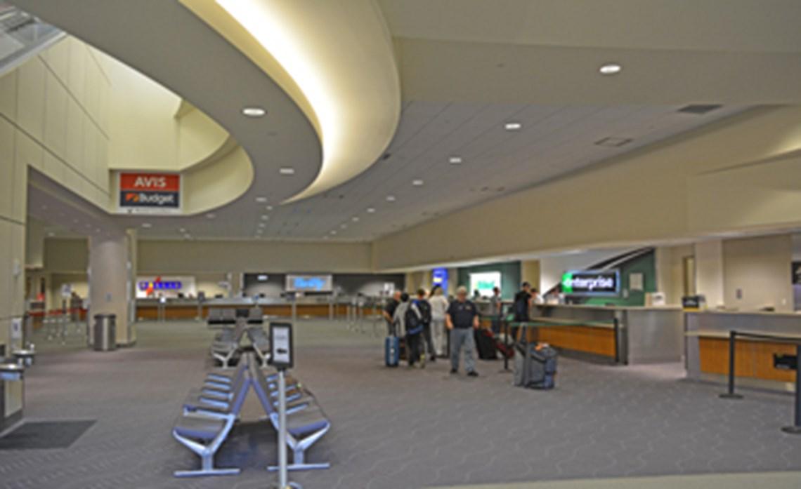 Avis Car Rental Boise Airport